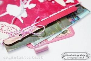 DIY - scrapbookový album