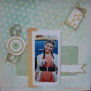 scrapbooking - layout
