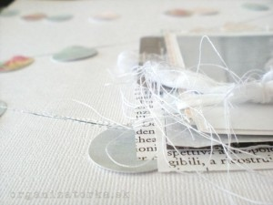 scrapbooking - layout od Lucie