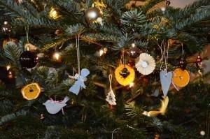 Vianočné darčeky a vianočné ozdoby