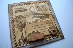 vintage pohľadnice