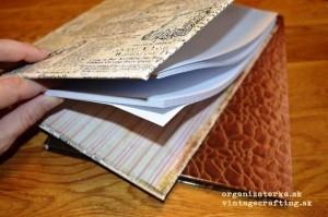 Zápisník - rýchla premena