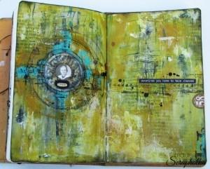 Art Journal Spread 2