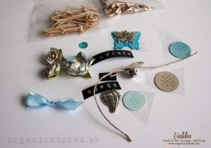 7 vintage crafting x