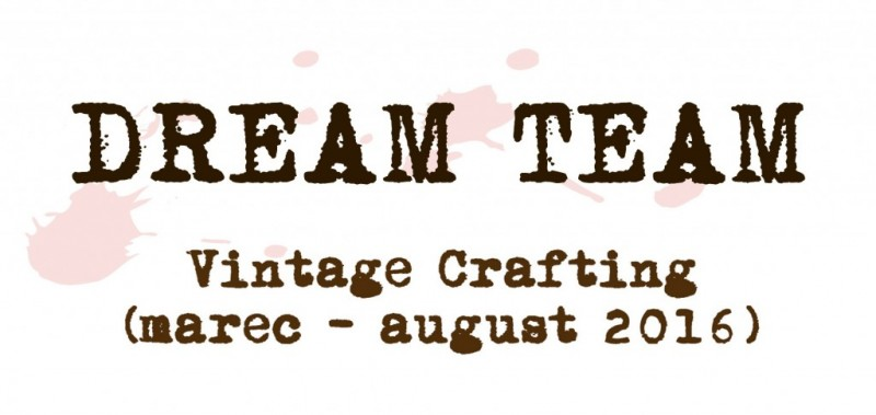 dream team vintage crafting