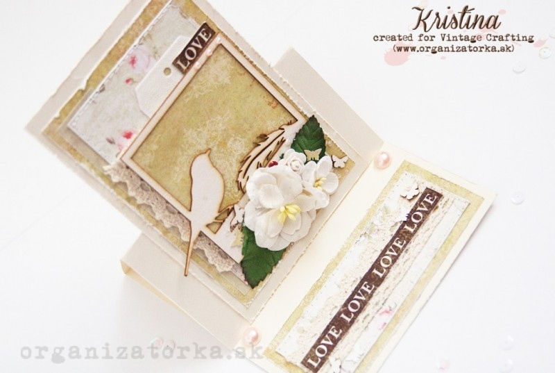 easel card vc15x