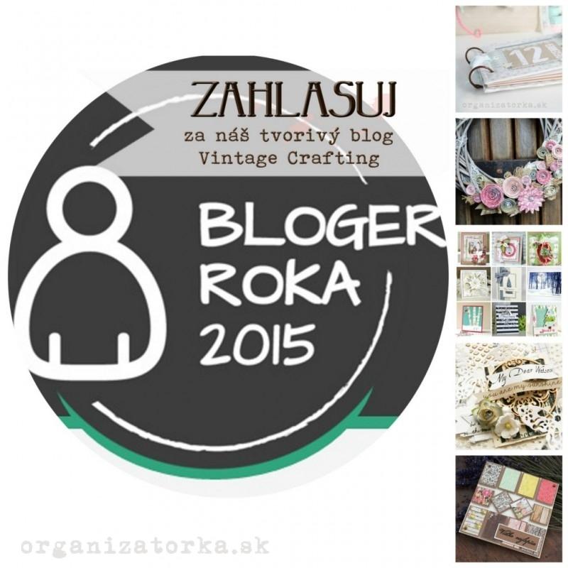 vintage crafting bloger roka