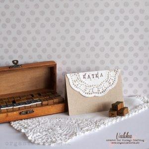 4 vintage crafting
