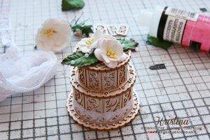 postup torta 8x